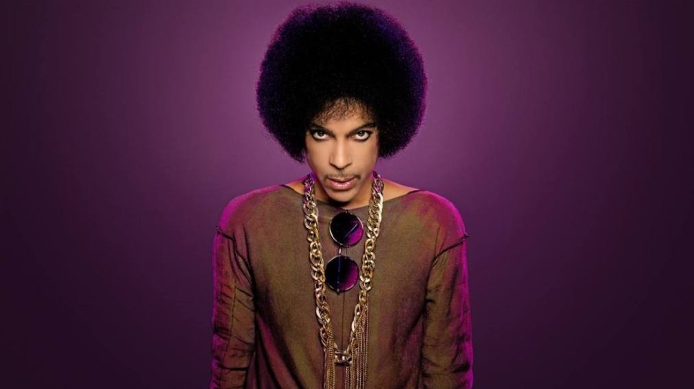 No one kept Prince from a party.