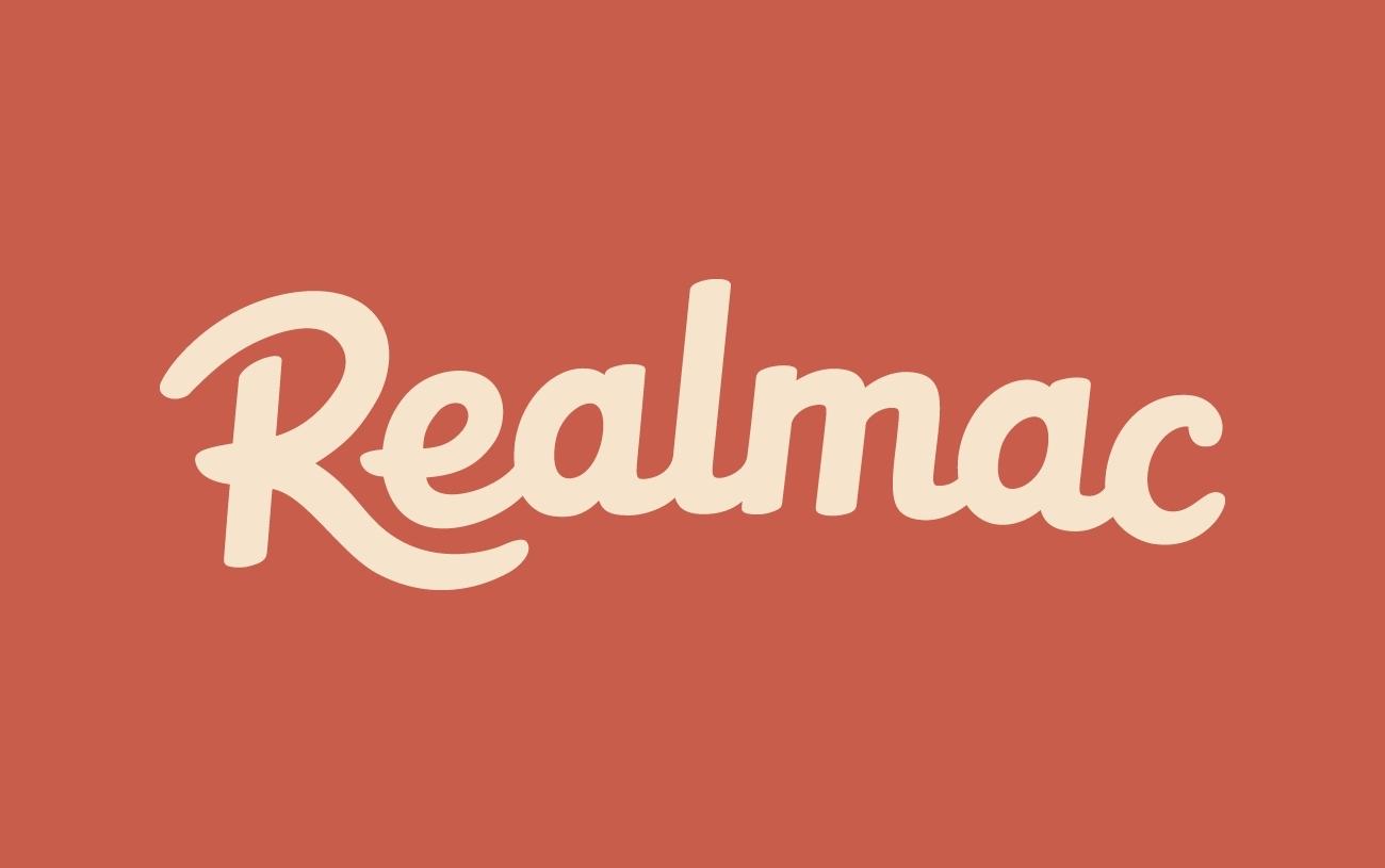 Realmac Software banner logo
