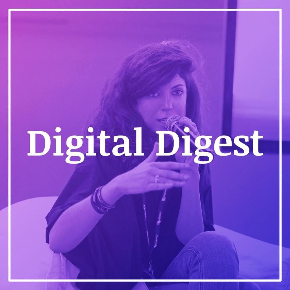 Digital Digest—Axelle Tessandier (Bonus Episode inFrench)