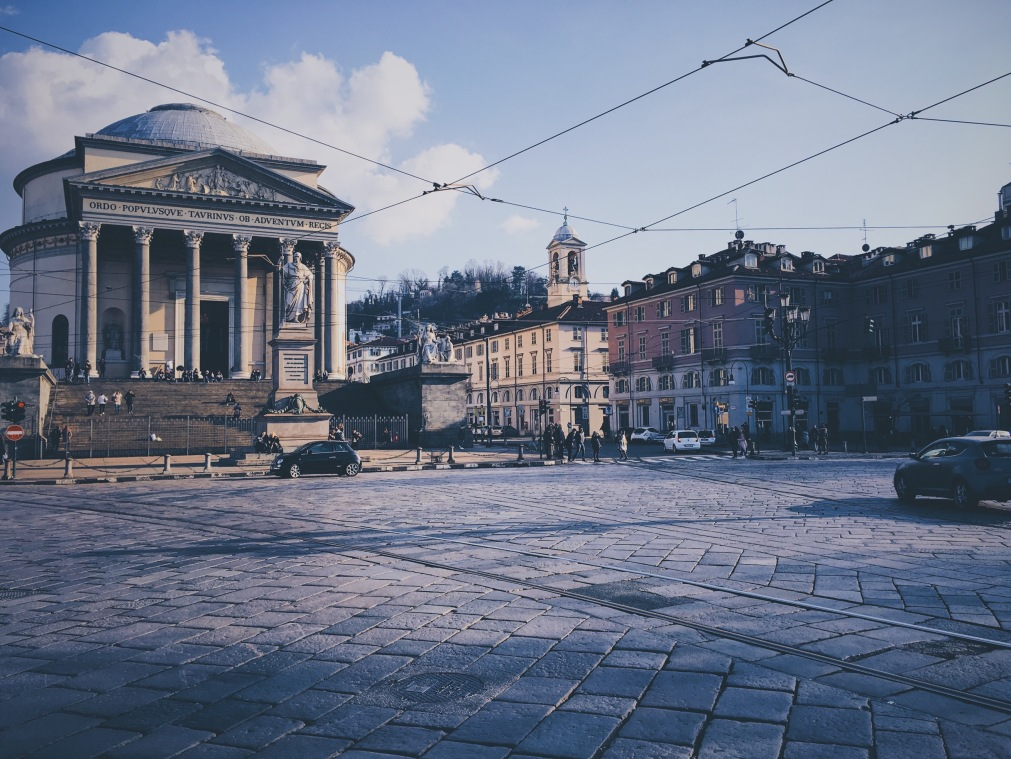 Vlog 028: A Weekend in Turin,Italy