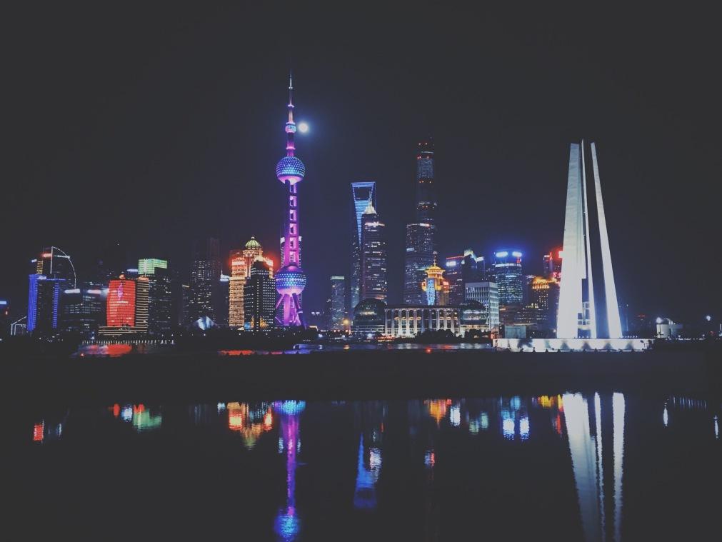 Vlog 032: ExploringShanghai