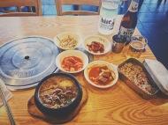 Delicious Lunch in Hongdae