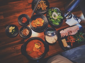 Delicious Korea food