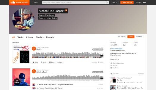 Chance The Rapper | SoundCloud