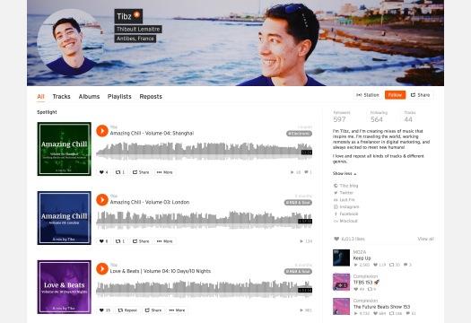 The best alternatives to SoundCloud (2017) – Tibz blog