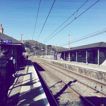 05-arriving in Kiliney station