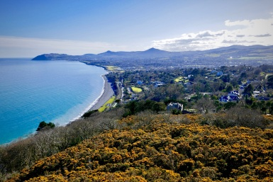 14-Kiliney Hill:views of the bay