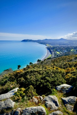 18-Kiliney Hill:views of the bay