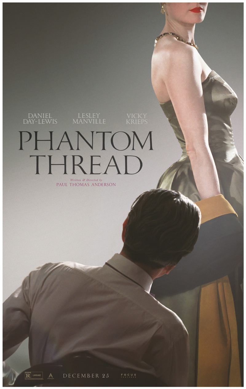 Phantom Thread poster